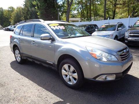 2010 Subaru Outback for sale in Prospect, CT