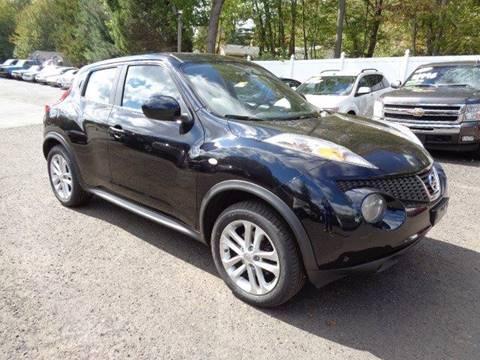 2011 Nissan JUKE for sale in Prospect, CT