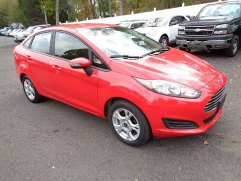 2015 Ford Fiesta for sale in Prospect, CT