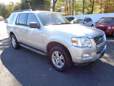 2010 Ford Explorer for sale in Prospect, CT