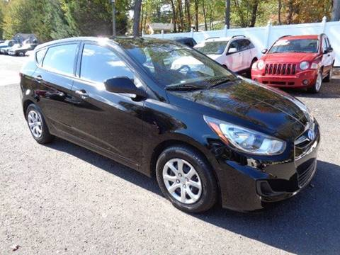 2013 Hyundai Accent for sale in Prospect, CT
