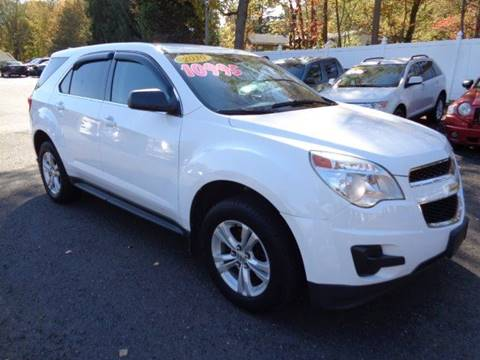 2010 Chevrolet Equinox for sale in Prospect, CT