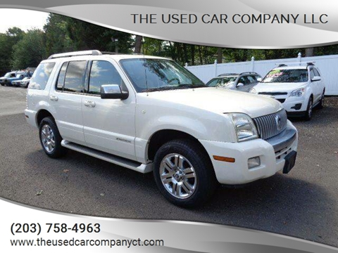 2008 Mercury Mountaineer for sale in Prospect, CT