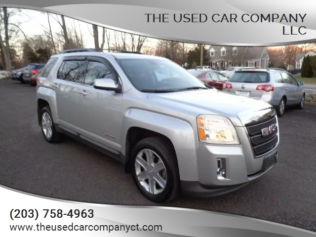 2010 Gmc Terrain Awd Sle 2 4dr Suv In Prospect Ct The Used Car