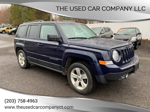 2014 Jeep Patriot for sale in Prospect, CT
