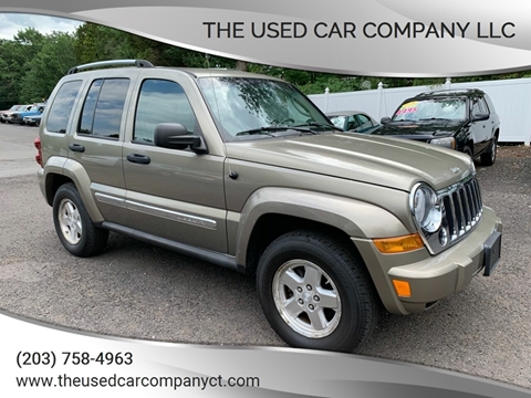 2006 Jeep Liberty for sale in Prospect, CT