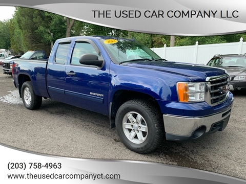 Used Trucks For Sale In Ct >> 2013 Gmc Sierra 1500 For Sale In Prospect Ct