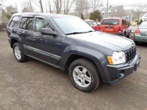 2007 Jeep Grand Cherokee for sale in Prospect, CT