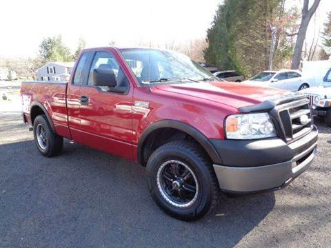 2007 Ford F-150 for sale in Prospect, CT