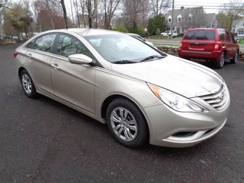 2012 Hyundai Sonata for sale in Prospect, CT