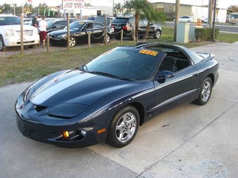 Used Firebird Cars For Sale