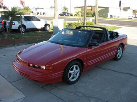 1994 Oldsmobile Cutlass Supreme for sale in Largo, FL