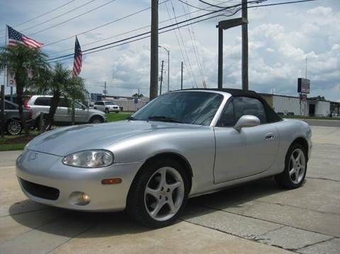 2003 Mazda MX-5 Miata for sale in Largo, FL