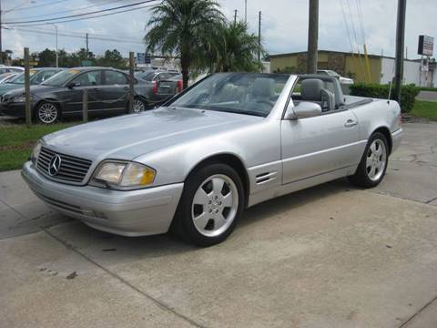 2000 Mercedes-Benz SL-Class for sale in Largo, FL
