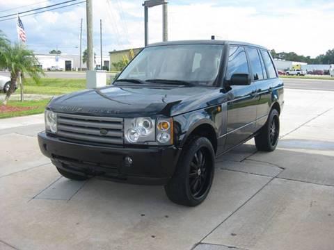 2004 Land Rover Range Rover for sale in Largo, FL