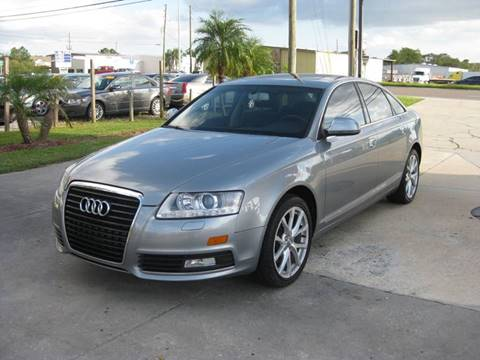 2010 Audi A6 for sale in Largo, FL