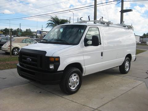 2011 Ford E Series Cargo For Sale In Largo FL