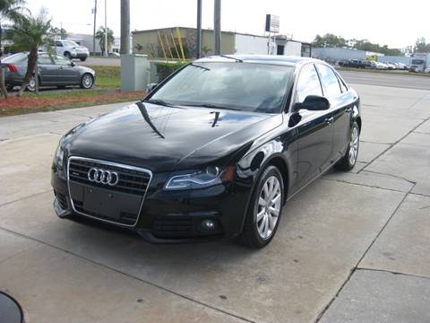 2011 Audi A4 for sale in Largo, FL