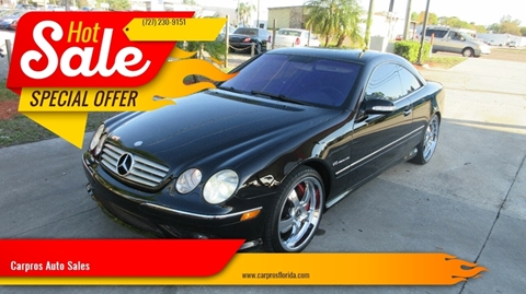 2004 Mercedes-Benz CL-Class for sale in Largo, FL