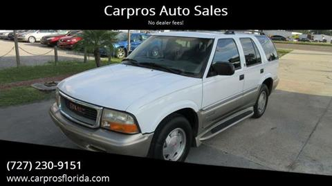 1999 GMC Jimmy for sale in Largo, FL