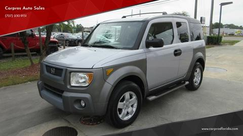 2004 Honda Element for sale in Largo, FL