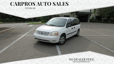 2007 Ford Freestar for sale in Largo, FL