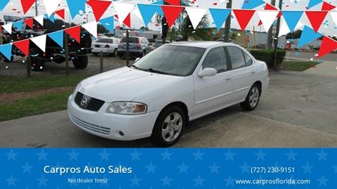 2004 Nissan Sentra for sale in Largo, FL