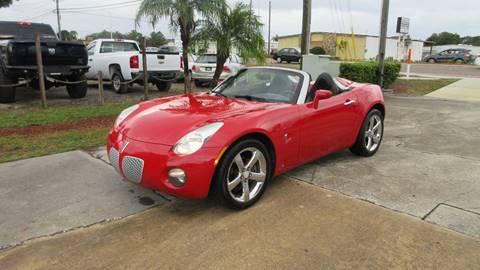 2006 Pontiac Solstice for sale in Largo, FL