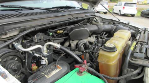 2002 Ford F-550 Super Duty