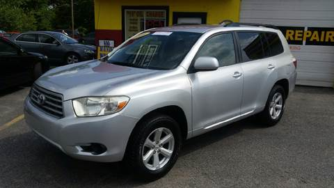 2008 Toyota Highlander for sale in Plainfield, IN