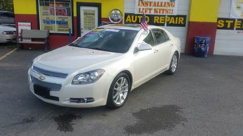 2011 Chevrolet Malibu for sale in Plainfield, IN
