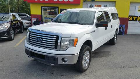 2012 Ford F-150 for sale in Plainfield, IN