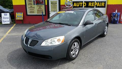 2008 Pontiac G6 for sale in Plainfield, IN