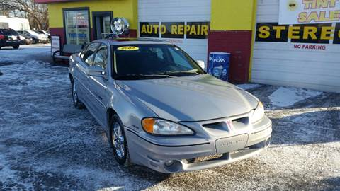 2000 Pontiac Grand Am for sale at Extreme Auto Sales in Plainfield IN