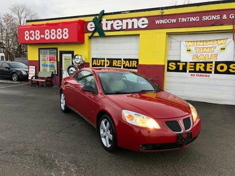 2007 Pontiac G6 for sale at Extreme Auto Sales in Plainfield IN
