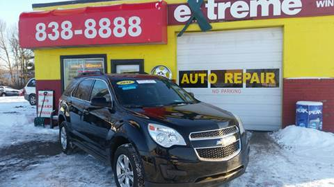 2012 Chevrolet Equinox for sale at Extreme Auto Sales in Plainfield IN