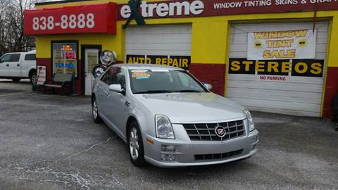 2009 Cadillac STS for sale at Extreme Auto Sales in Plainfield IN