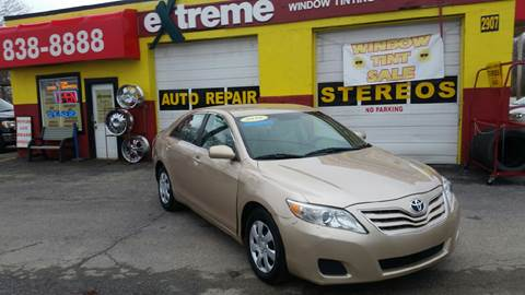 2010 Toyota Camry for sale at Extreme Auto Sales in Plainfield IN