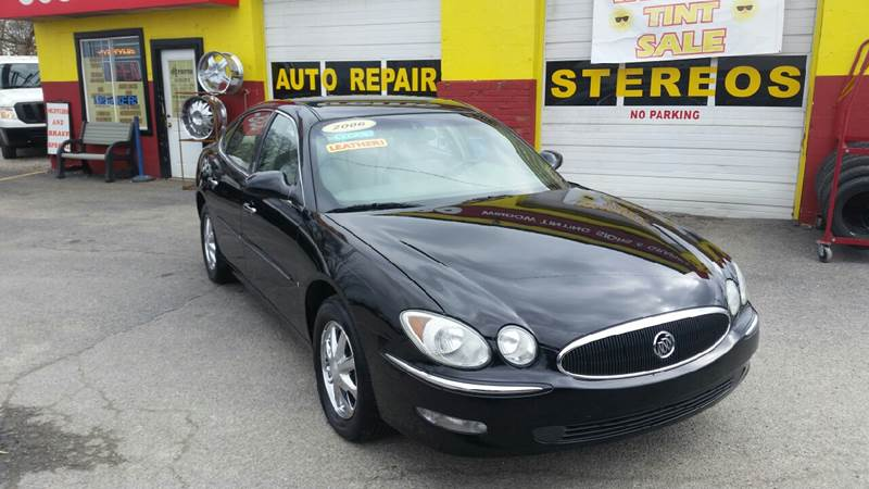 2006 Buick LaCrosse for sale at Extreme Auto Sales in Plainfield IN
