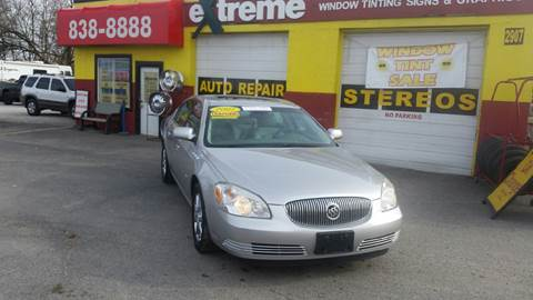 2007 Buick Lucerne for sale at Extreme Auto Sales in Plainfield IN