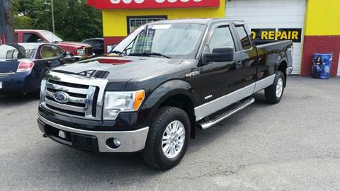 2011 Ford F-150 for sale at Extreme Auto Sales in Plainfield IN