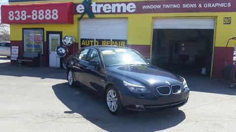 2009 BMW 5 Series for sale at Extreme Auto Sales in Plainfield IN