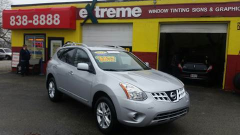 2013 Nissan Rogue for sale at Extreme Auto Sales in Plainfield IN