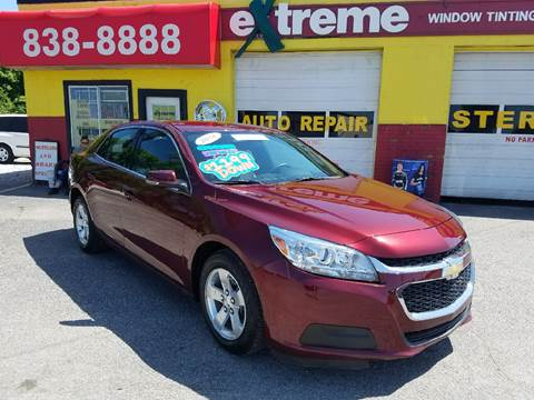 2016 Chevrolet Malibu Limited for sale at Extreme Auto Sales in Plainfield IN
