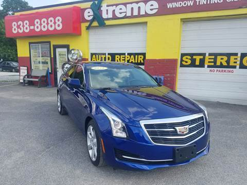 2015 Cadillac ATS for sale at Extreme Auto Sales in Plainfield IN