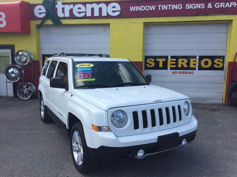 2015 Jeep Patriot 4x4 Limited 4dr Suv In Plainfield In Extreme