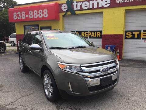 2013 Ford Edge for sale at Extreme Auto Sales in Plainfield IN