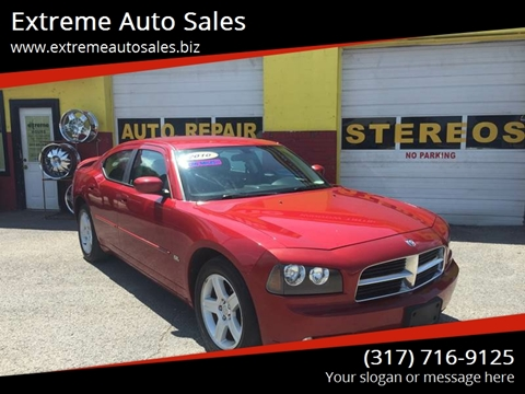 2010 Dodge Charger for sale at Extreme Auto Sales in Plainfield IN
