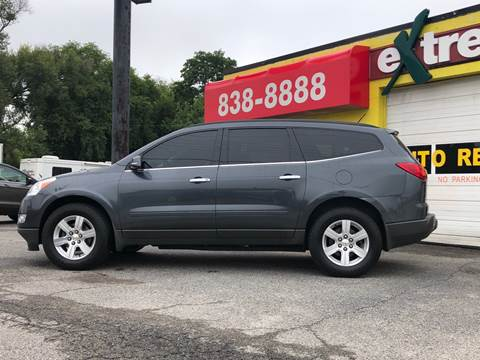 2012 Chevrolet Traverse for sale at Extreme Auto Sales in Plainfield IN