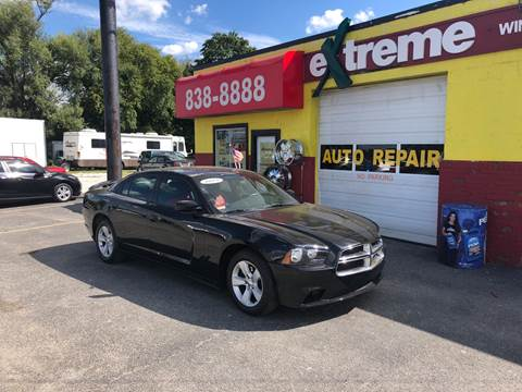 2013 Dodge Charger for sale at Extreme Auto Sales in Plainfield IN